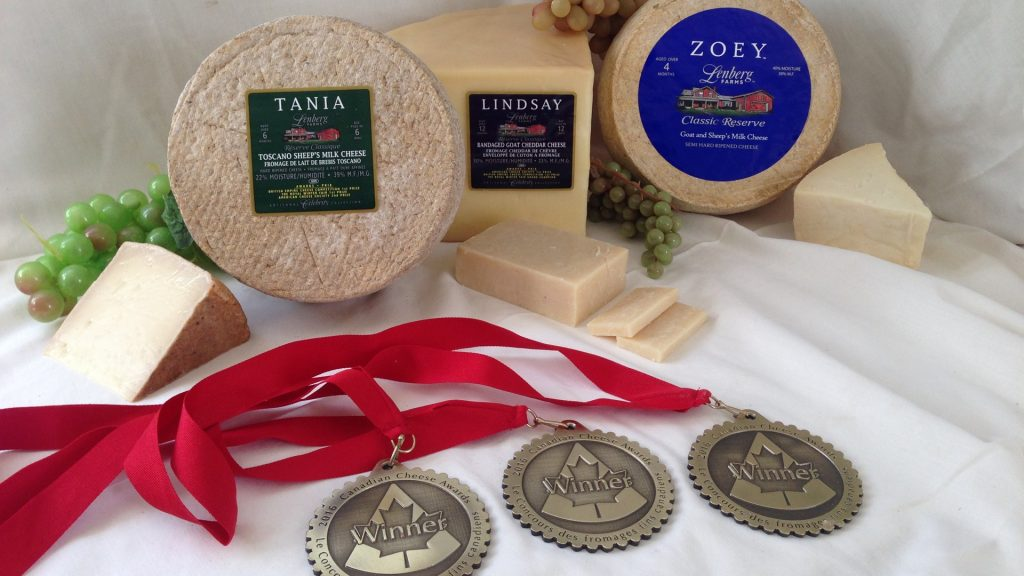 The Canadian Cheese Awards